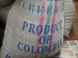 Зеленый кофе (необжаренный) Arabica Columbia Exelso