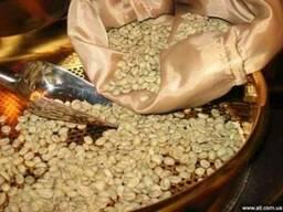 Кофе зеленый (необжаренный) Arabica Indonesia Java