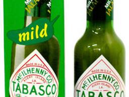 Зеленый перечный соус Tabasco Green Pepper Sauce 60мл