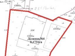 Земельна ділянка 17 сот комерційного призначення