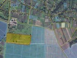 Земельный участок 7, 0 га под промышленную СЭС на 4, 0 МВт.