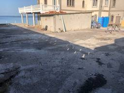 Земельный участок на берегу Черного моря