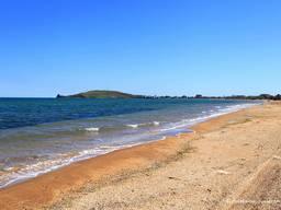Земельный участок на берегу моря