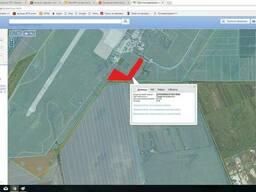 Земельный участок у Херсонского аэропорта