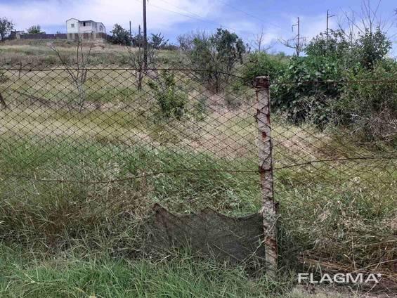Земельный участок под постройку
