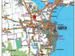Земельный участок в р-не Клеверного моста, трасса Одесса-Кие