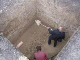 Земельные работы в ручную Донецк
