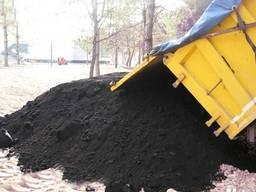 Родючий чорнозем земля глина бетонні кільця септики під ключ