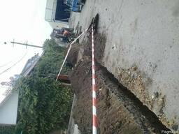 Земляные демонтажные работы