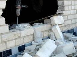 Демонтаж домов, старых построек, снос сараев в Николаеве