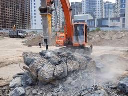 Земляные работы, копка ям, канализация, водопровод