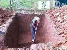Земляные работы любой сложности, ручная копка, фундамент, ям