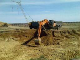 Земляные работы в Одессе и области