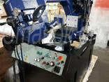Zenitech BS 355 напівавтоматичний стрічкопильний верстат по металу ленточнопильный. .. - фото 2