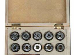 Zenitech ER 32 комплект цанг 12 шт. + патрон MT 2