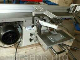 Zenitech ML 200 комбинированный станок по дереву фуганок пила зенитек мл 200. ..