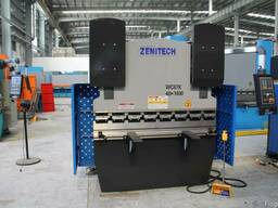 Zenitech WC67K 40 T 1600 Листогиб гидравлический c ЧПУ Пресс