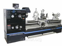 Zenitech WM 660 токарный станок по металлу токарний токарно-винторезный верстат зенитек. ..