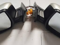 Зеркала боковые правое/левое (7 контактов, цвет A14) BMW X3 F25, X4 F26