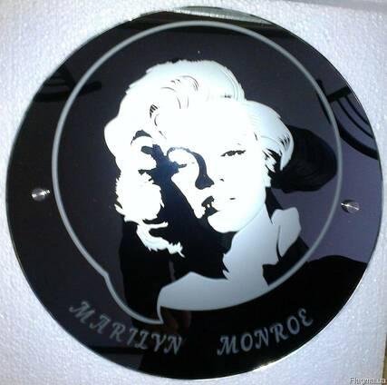 """Зеркальная картина """"Монро"""""""