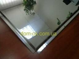 Зеркальная плита потолочная 600х600 из алюминия 0,4 мм...