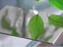Зеркальный алюминий под серебро