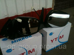 Зеркало боковое Mitsubishi Pajero Sport