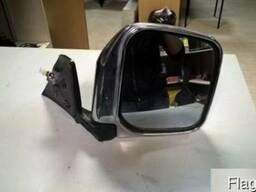 Зеркало боковое заднего вида Mitsubishi Pajero Sport хром