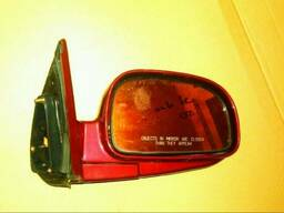 Зеркало Hyundai Santa Fe (Хюндай Санта Фе) 01-05.