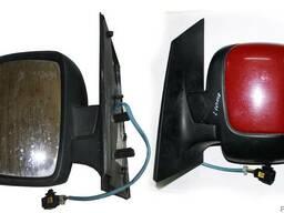 Зеркало левое электкическое Fiat Scudo 2007- Citroen Jumpy, P
