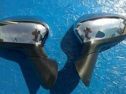 Зеркало левое правое боковое Фиат Fiat 500 C 2014