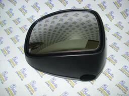 Зеркало с подогревом и ручной регулировкой (239x221x140) DAF