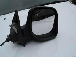Зеркало заднего вида правое механическое Citroen Berlingo (1
