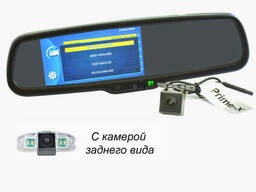Prime-x Зеркало с видеорегистратором Prime-X 050D Full HD 2000000012988