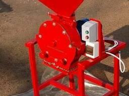 Зернодробилка дробилка ДКУ на 5.5 квт до 750 кг. час