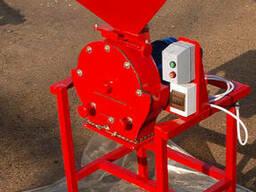 Зернодробилка ДКУ на 5.5 квт до 750 кг. час