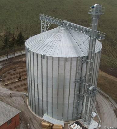 Зернохранилище, силос для зерна