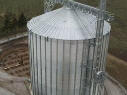 Зернохранилище, силос для зерна - фото 1