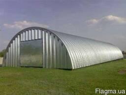 Зернохранилища и Склады за 1 неделю