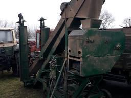 Зерномет зернометатель зм-60