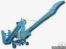Зернометатель самопередвижной ЗМ-60А