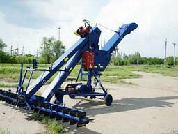 Зернометатель , зернопогрузчтк ЗЗП-80 ЗЗП-60