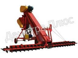 Зернометатель ЗМ-100 (зернопогрузчик, зернометач)