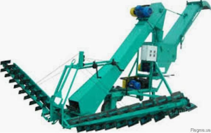 Зернометатель ЗМ-60 (зернонавантажувач)