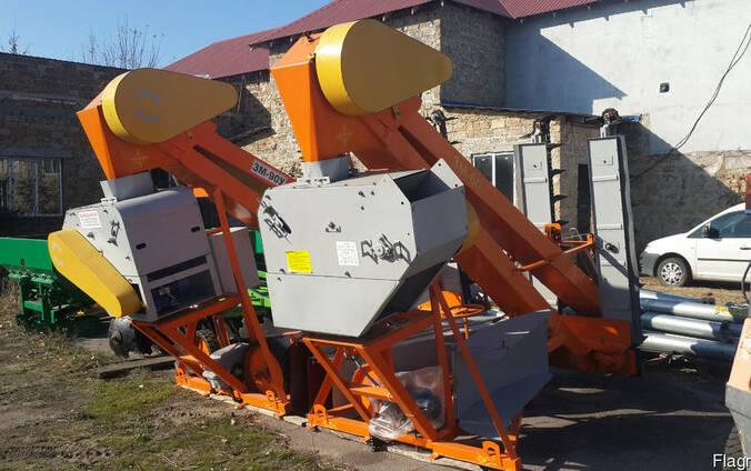 Зернометатель ЗМ-60У (ЗМ-90У) Новый, Увеличенная высота погр.