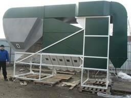 Зерноочиститель аэродинамический ИСМ-150 ЦОК