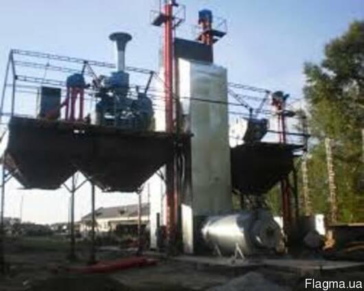 Зерноочистительный комплекс ЗАВ-25, 50