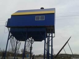Зерноочистительный комплекс ЗАВ-25, ЗАВ-50, ЗАВ-100.