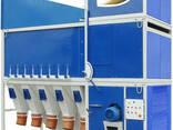Зерноочистительный сепаратор аэродинамический САД-150 - фото 2