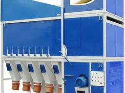 Зерноочистительный сепаратор аэродинамический САД-150